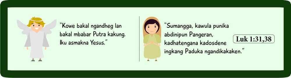 Lukas 1:31,38
