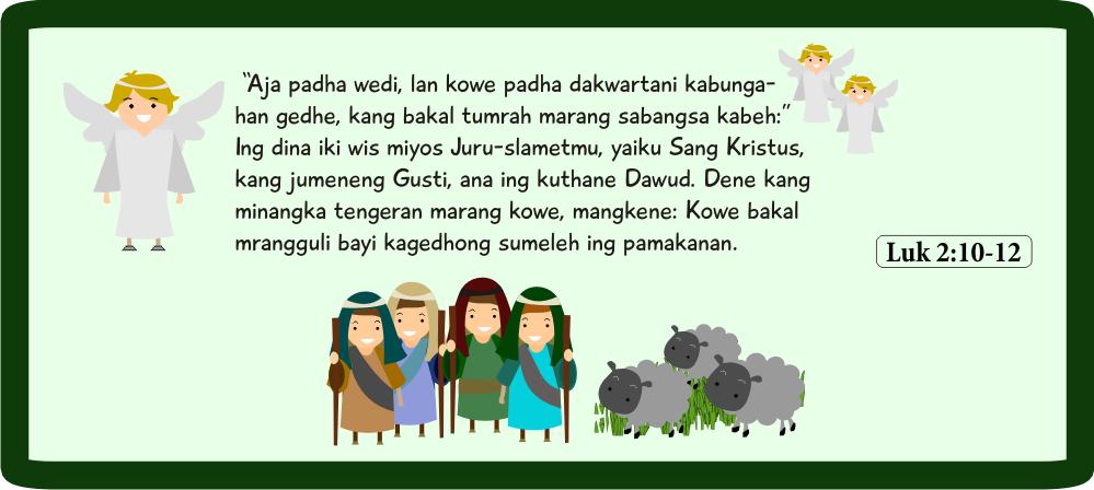 Lukas 2:10-12